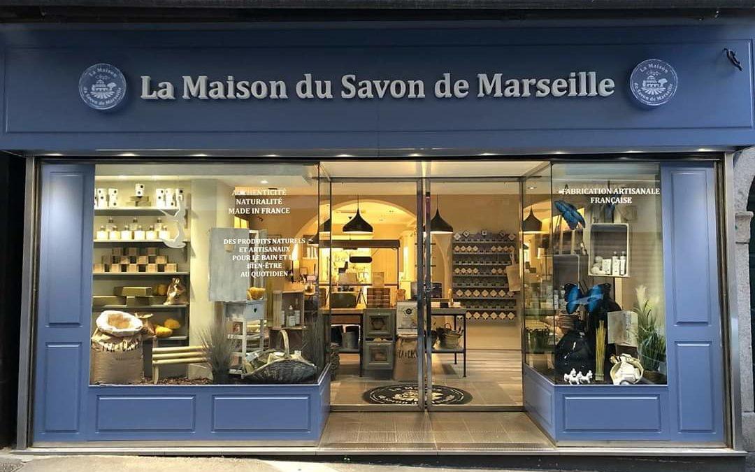 La Maison du Savon de Marseille !