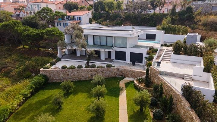 La Villa Allegra, magnifique réalisation …